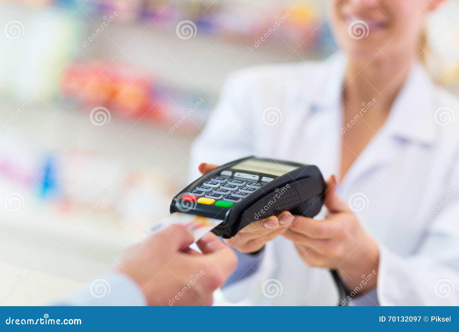 Πληρωμή στο φαρμακείο