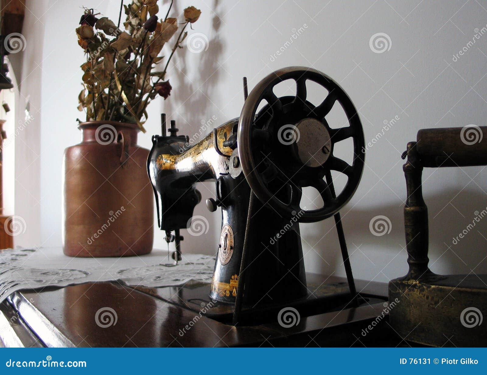 ράψιμο 2 μηχανών