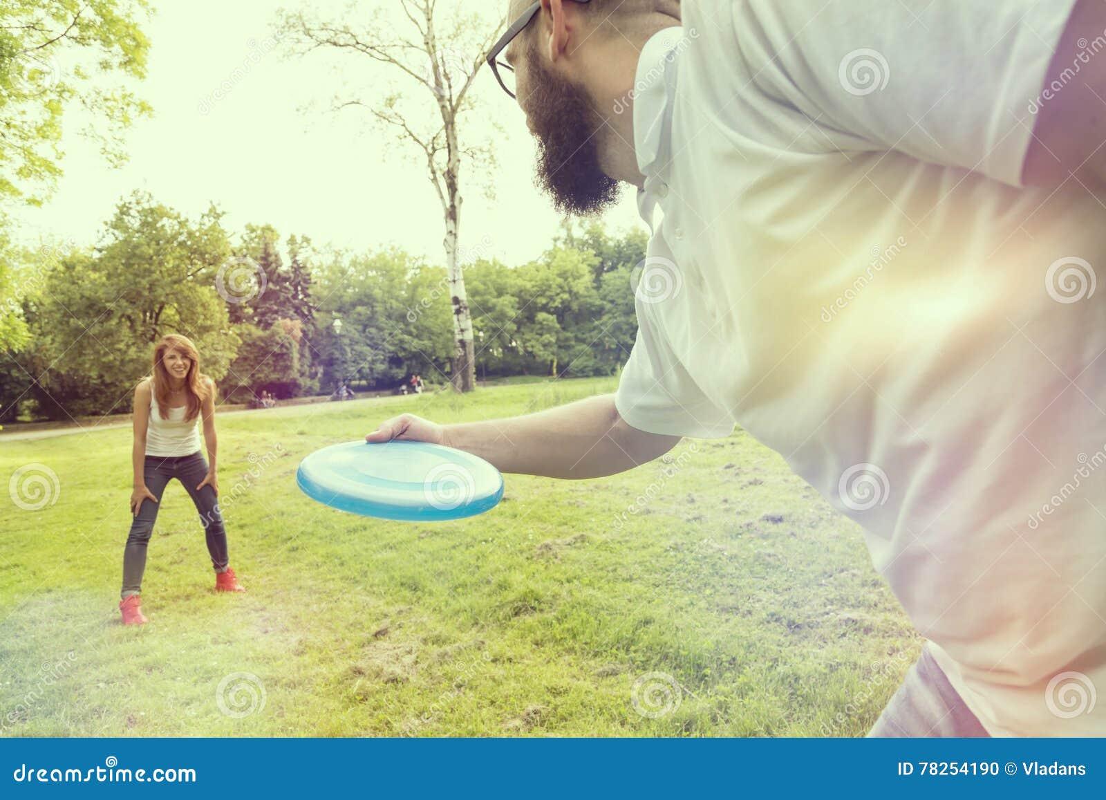 Ρίψη Frisbee