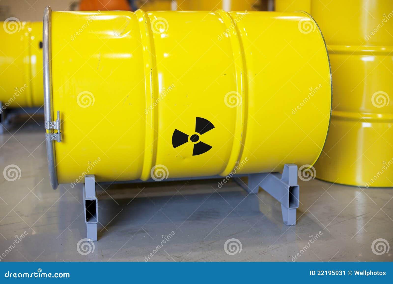 ραδιενεργά απόβλητα