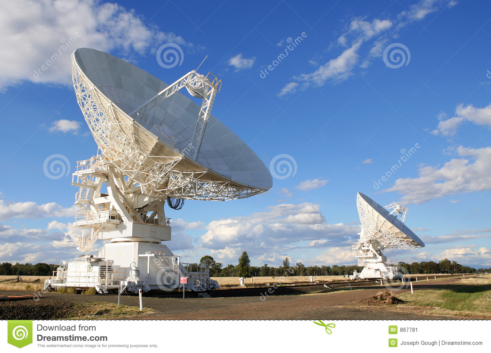 ραδιο τηλεσκόπια