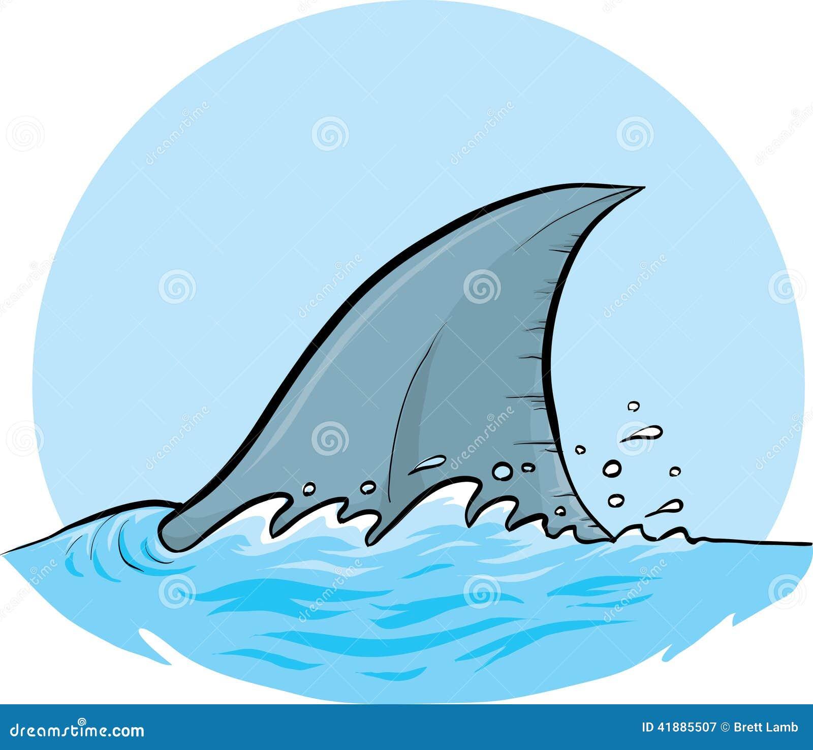 Ραχιαίο πτερύγιο καρχαριών