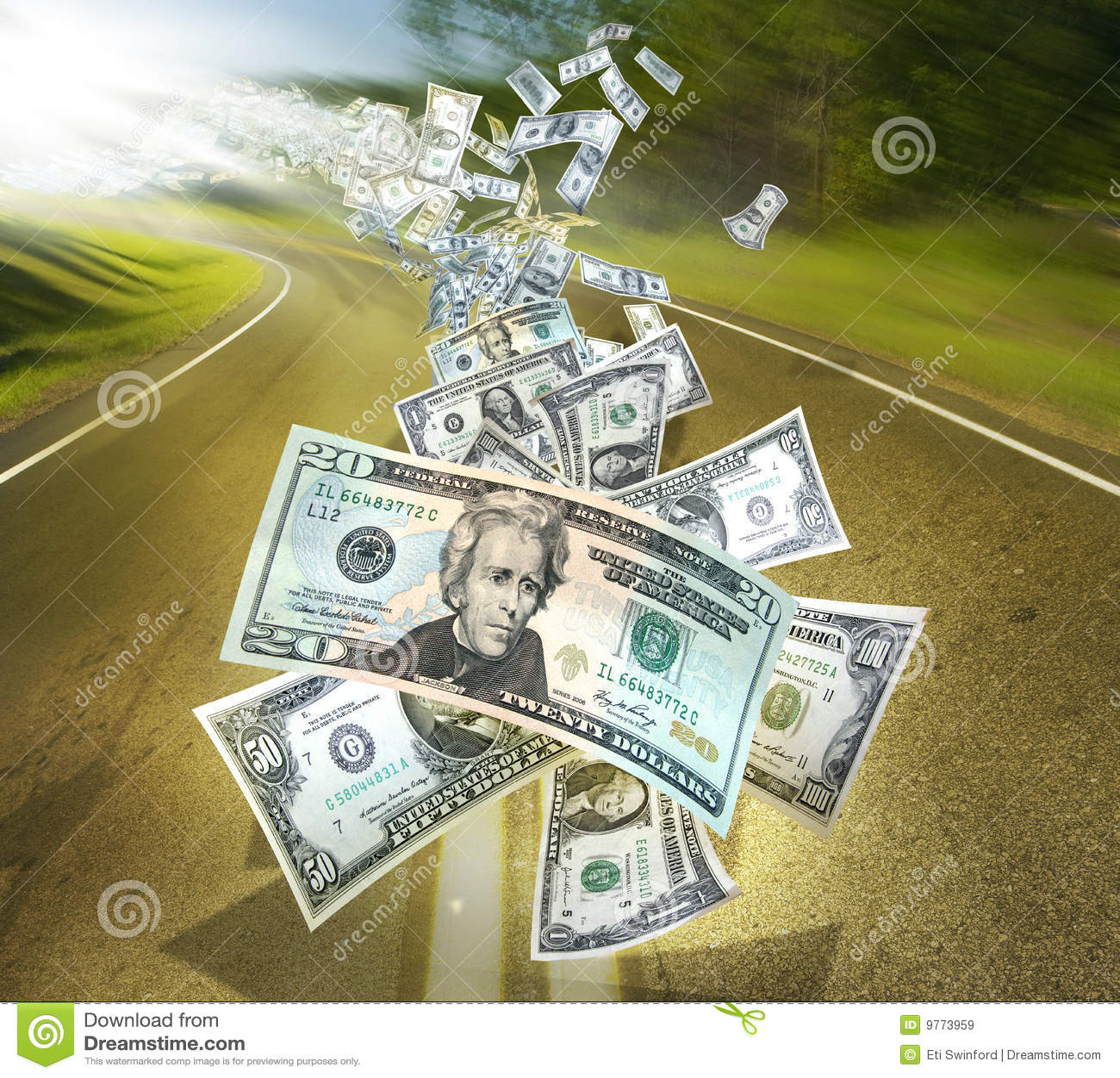 ρεύμα χρημάτων