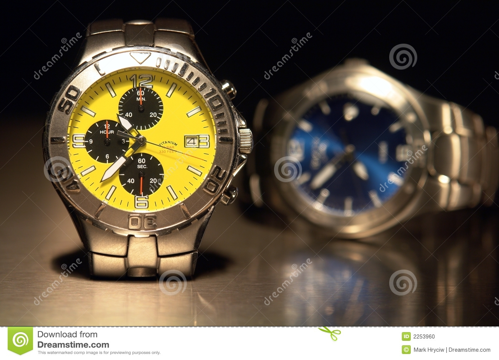 ρολόγια ατόμων s