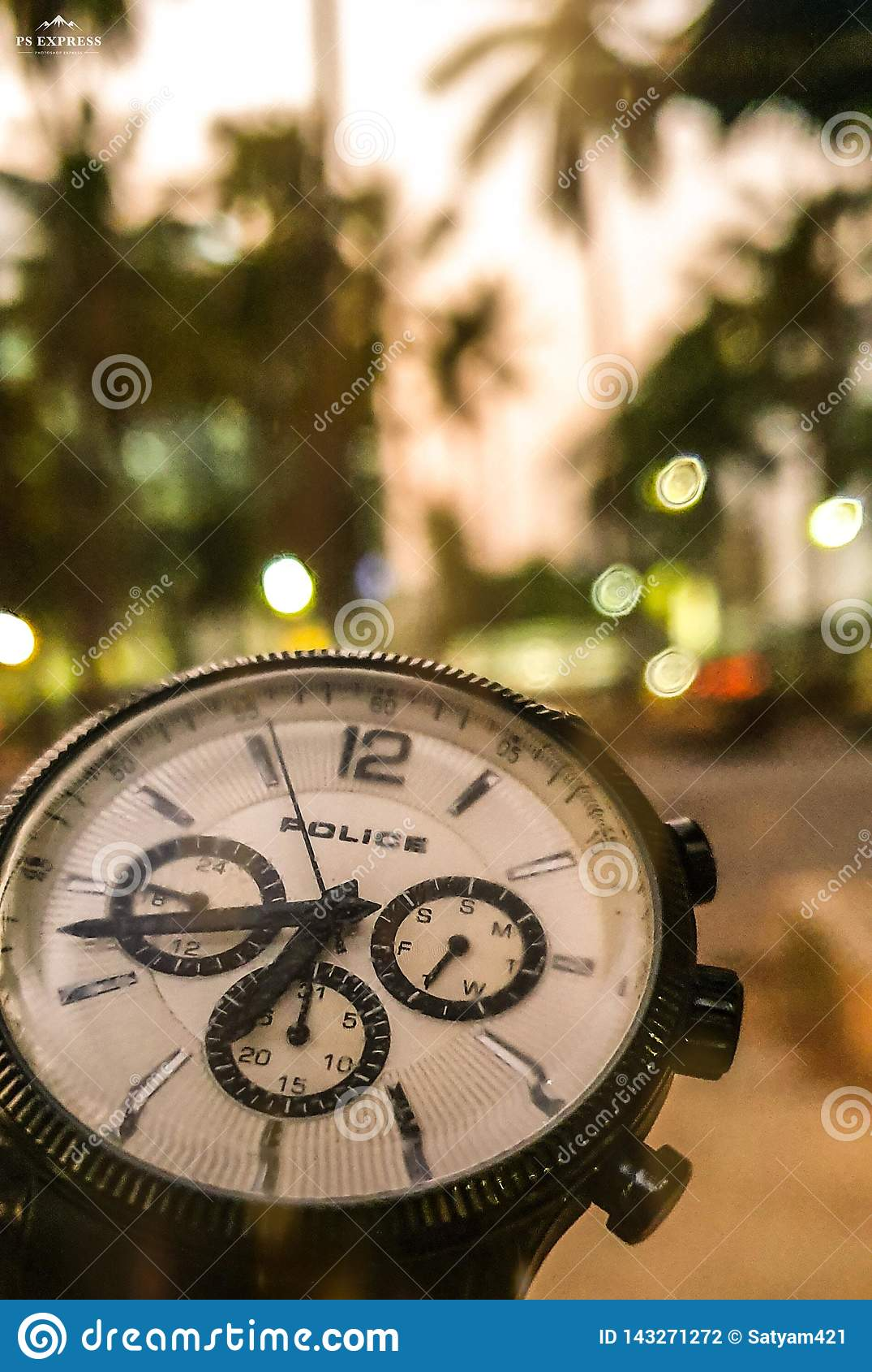Ρολόι αστυνομίας