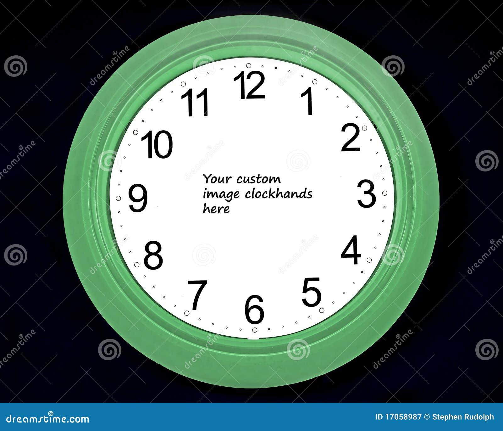 ρολόι γυμνό