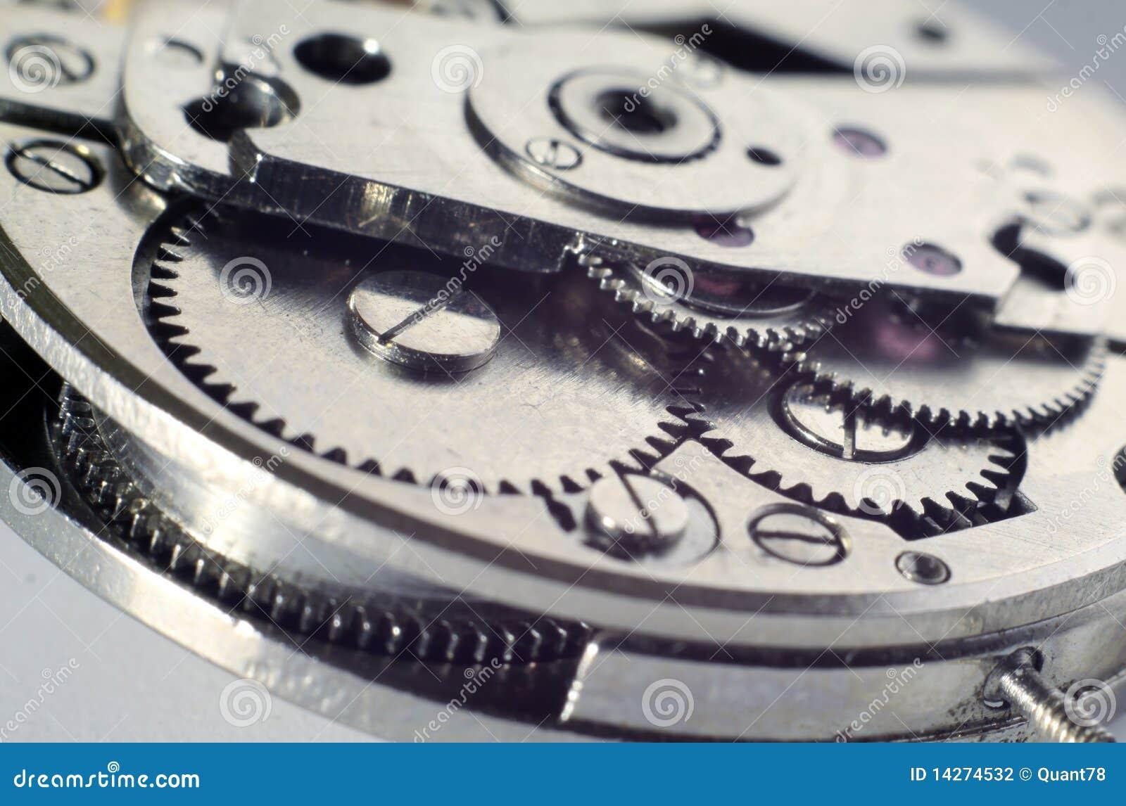 ρολόι μηχανισμών