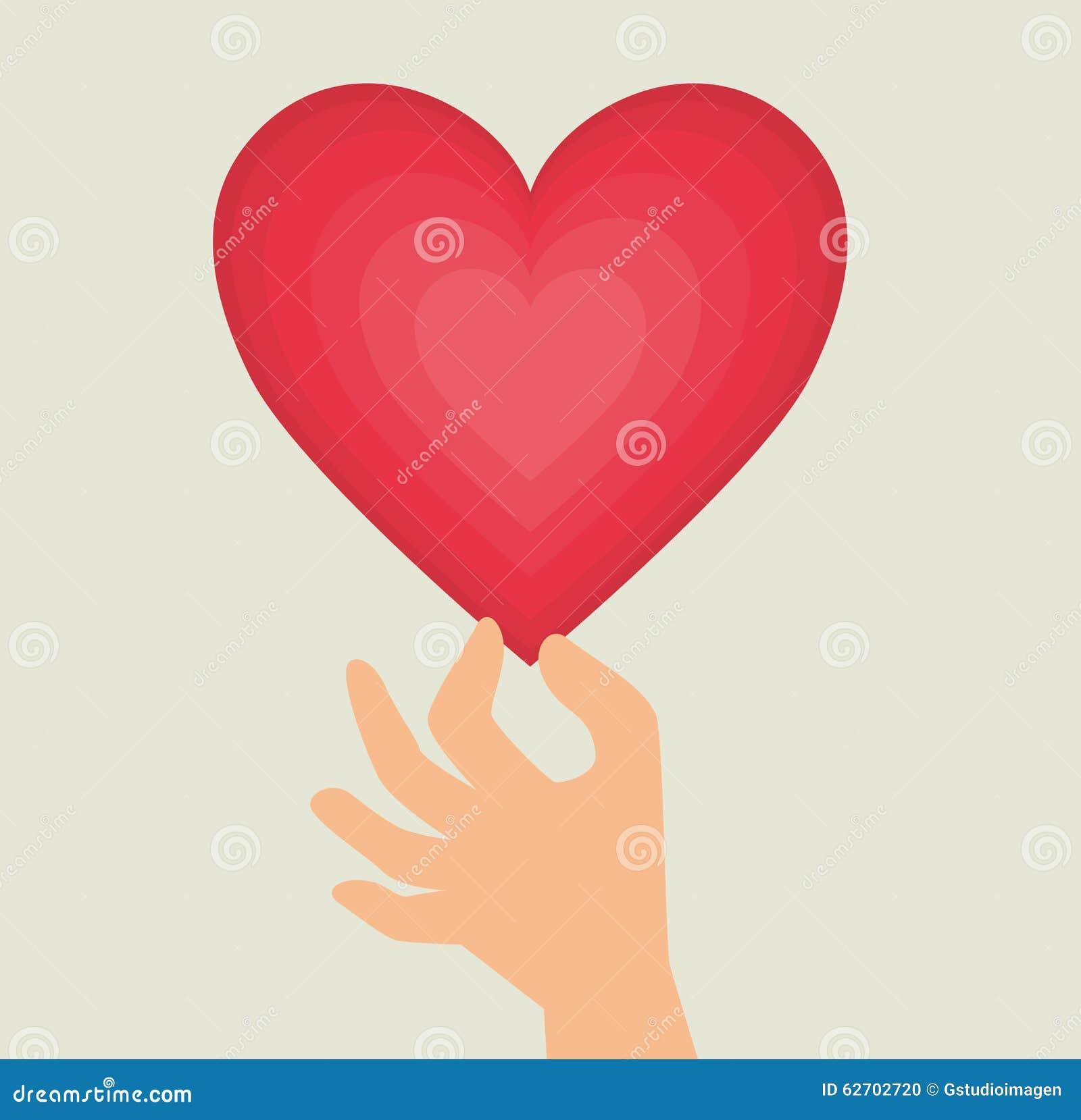 Ρομαντικό ζωηρόχρωμο σχέδιο καρτών με τις ρόδινες καρδιές