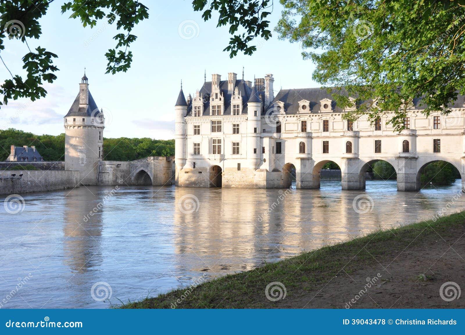 Ρομαντικό Chenonceau Castle