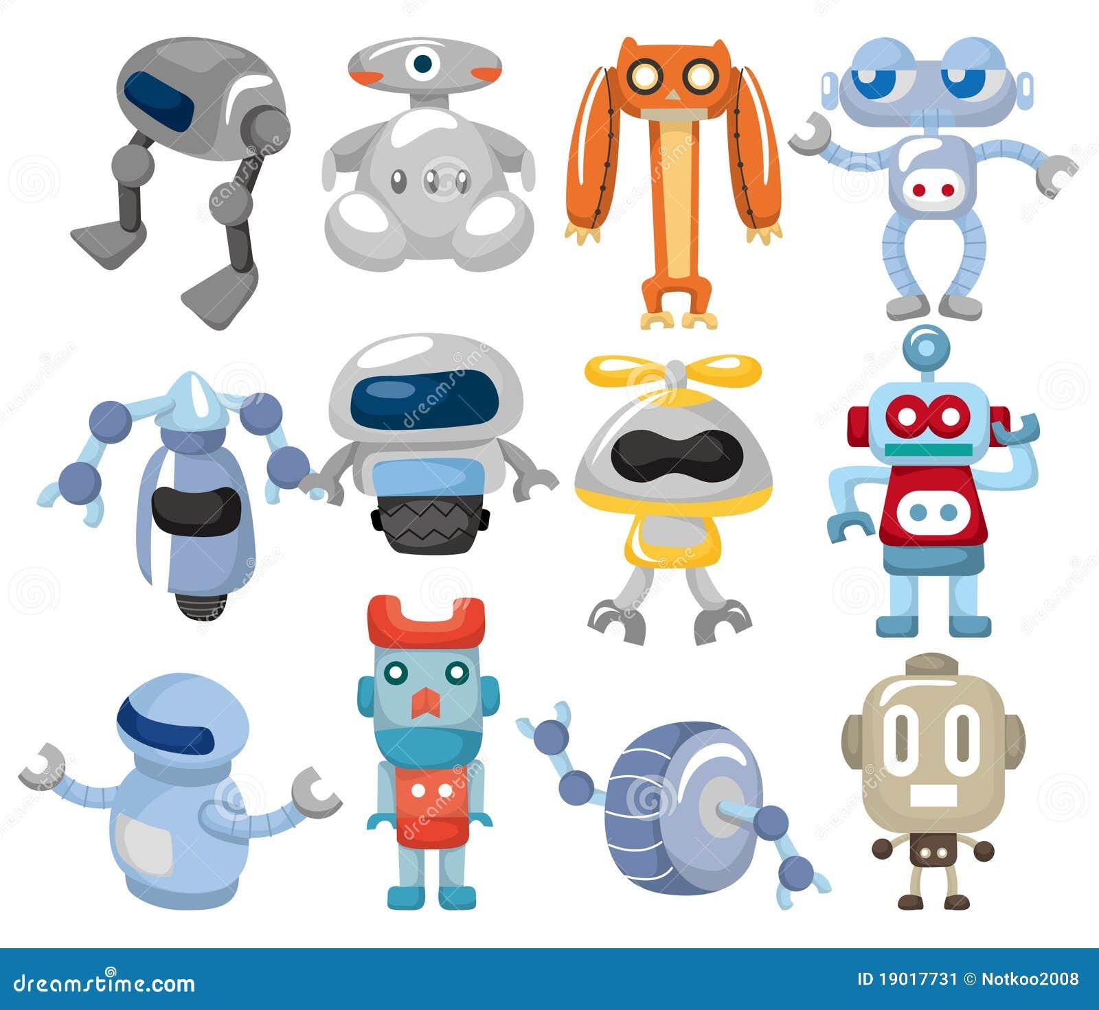 ρομπότ εικονιδίων κινούμε
