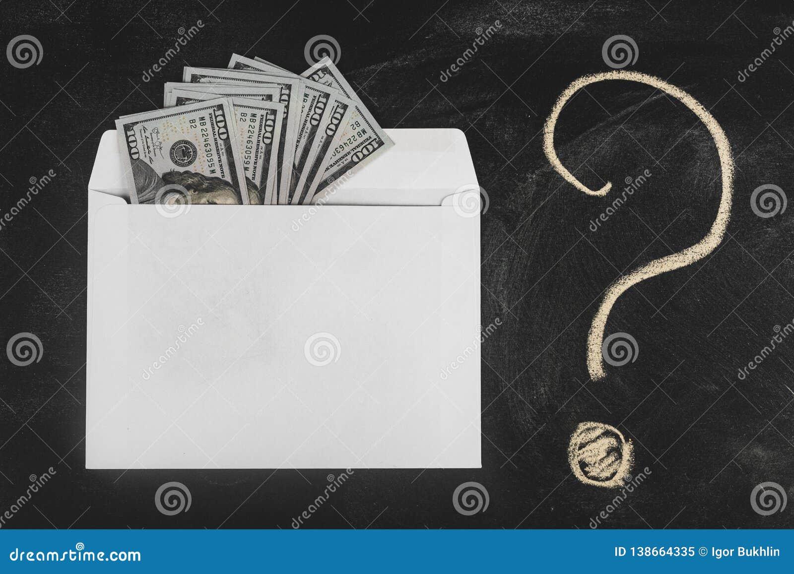 Ρούβλια και δολάρια Χρήματα στο φάκελο τρισδιάστατο έννοιας δολαρίων ποσοστό ανάπτυξης ανταλλαγής μειωμένο Τιμές ανόδου και πτώση