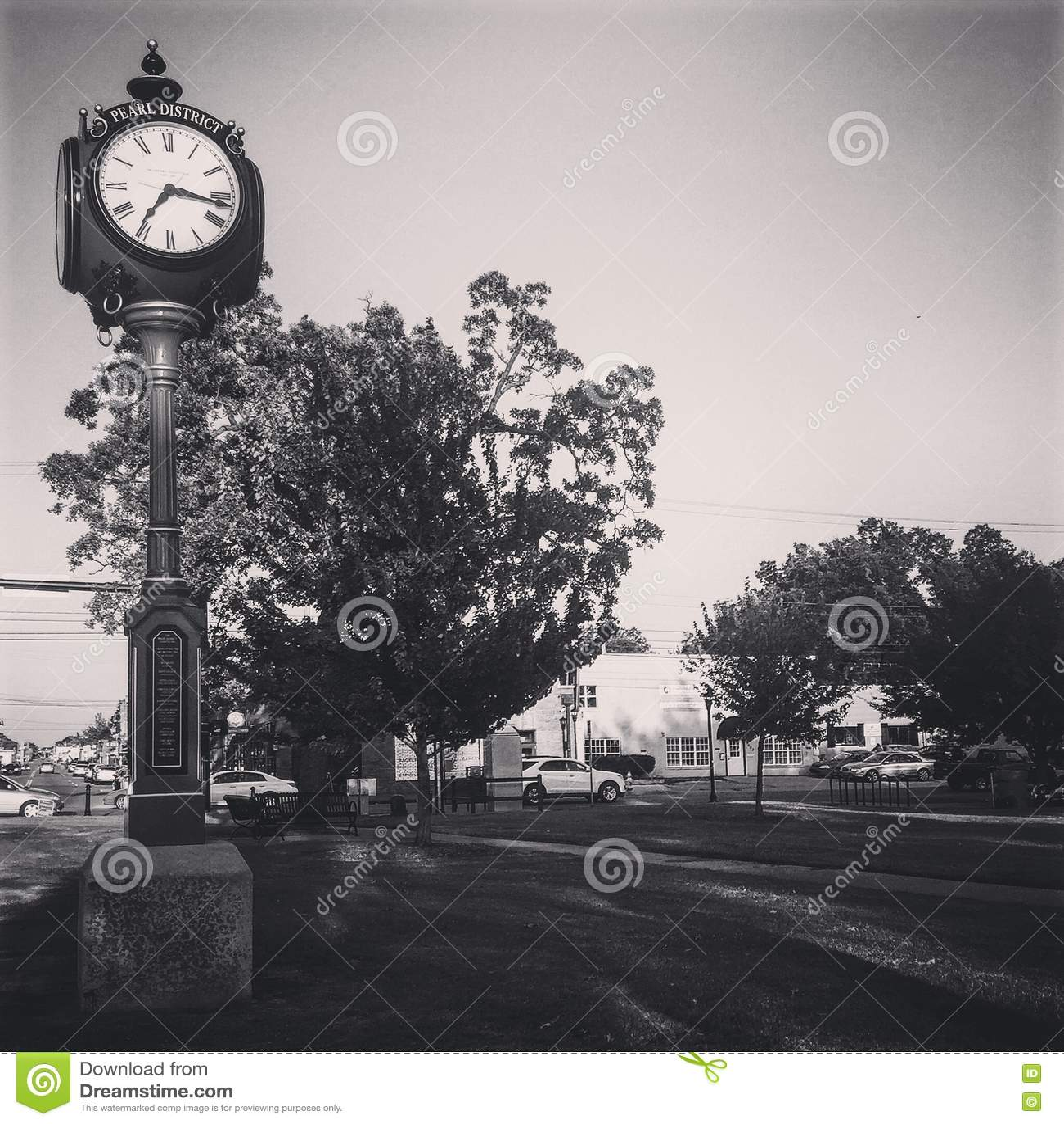 Ρολόι στο μαργαριτάρι