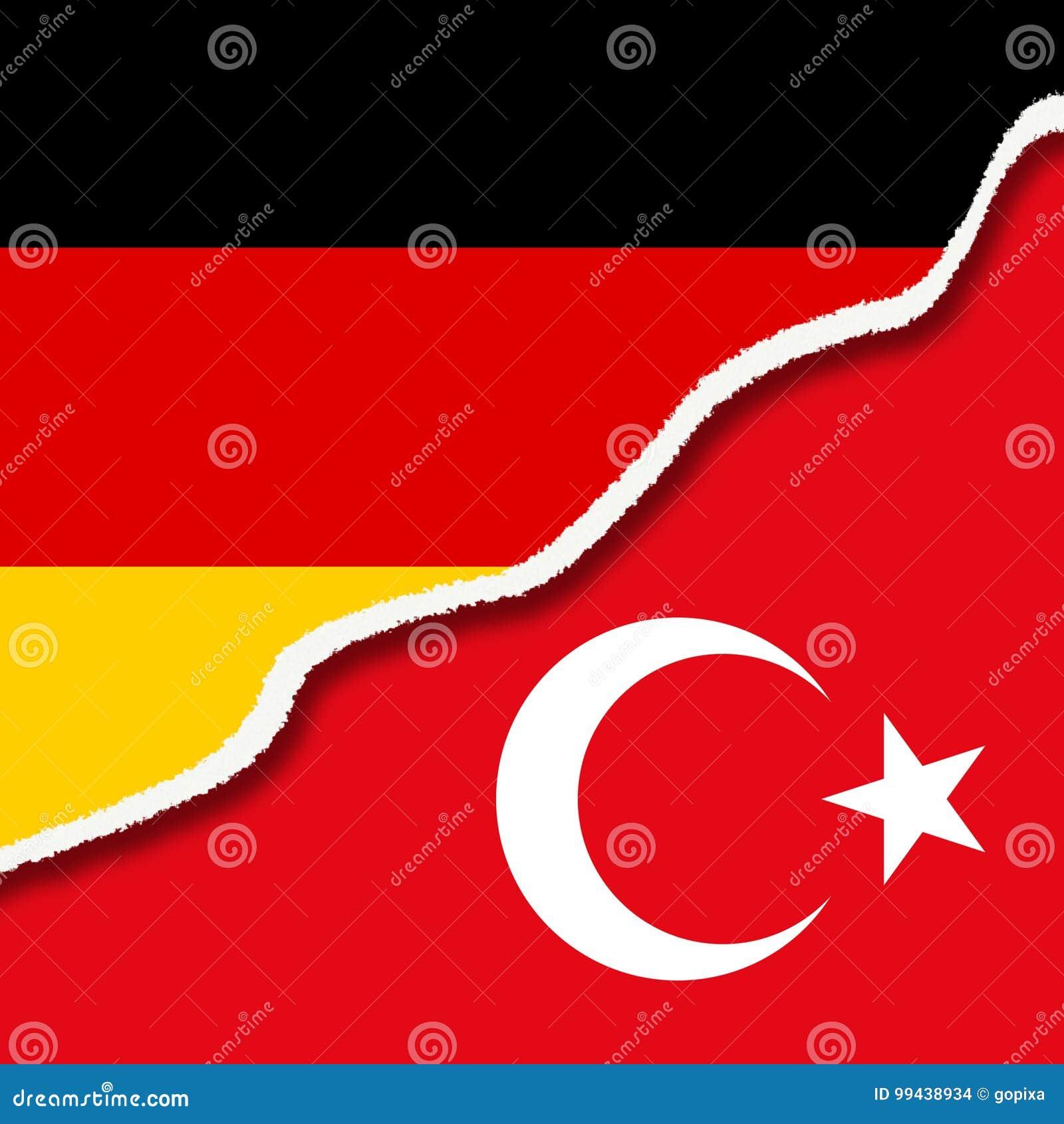 Ρωγμή μεταξύ της Γερμανίας και της Τουρκίας