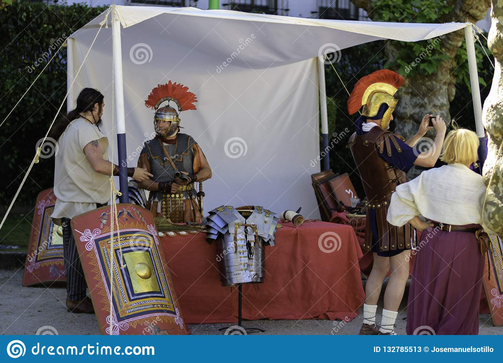 Ρωμαϊκό κατάστημα Arde Lucus