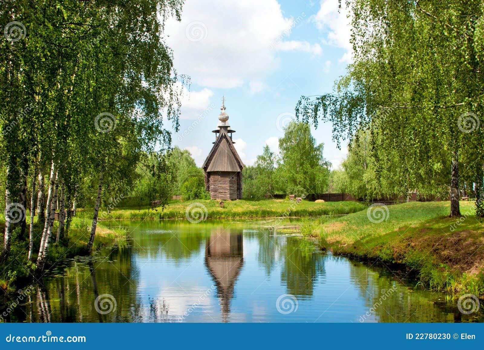 Ρωσία, εκκλησία σε Kostroma