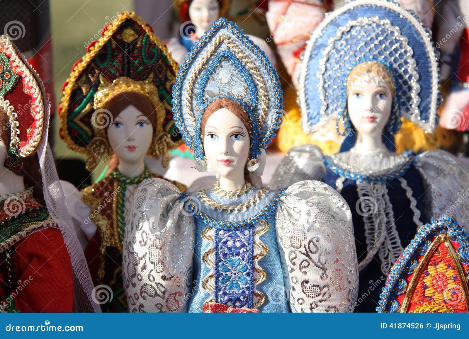 Ρωσικές κούκλες