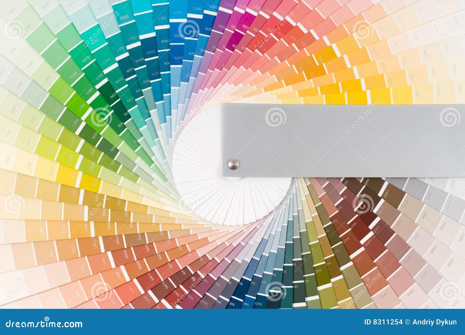 ρόδα χρώματος