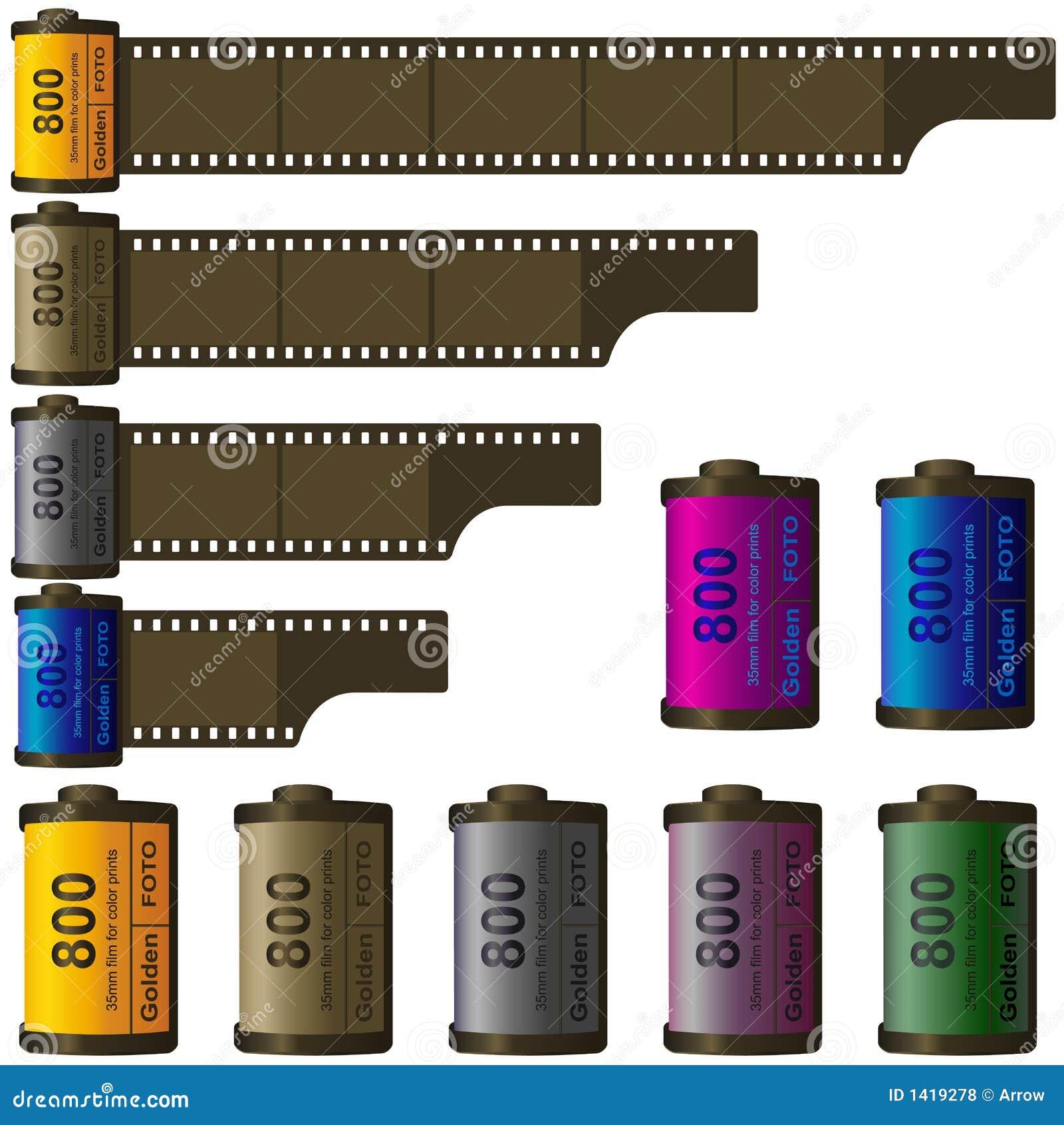 ρόλος ταινιών 35mm
