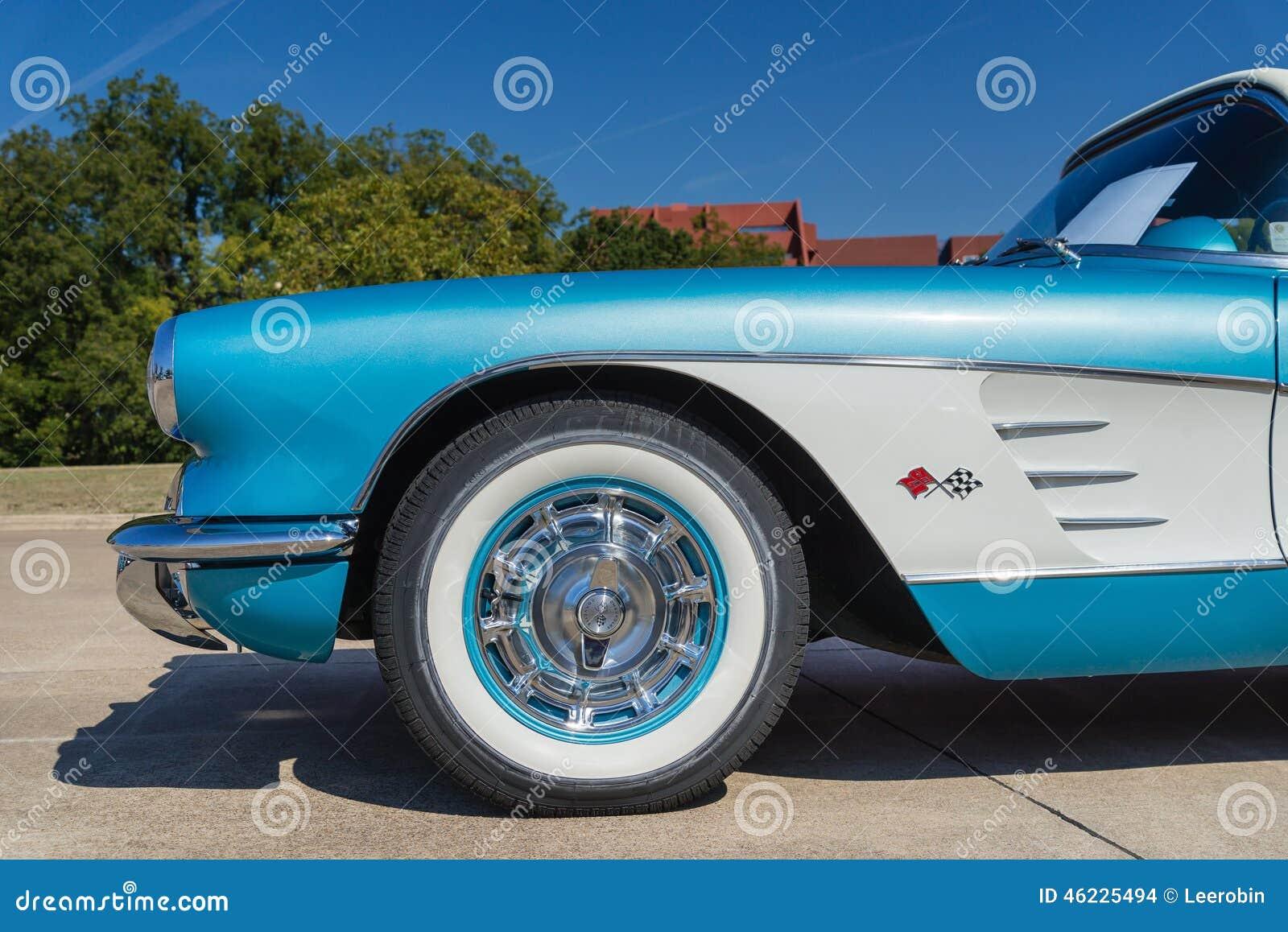 1959 δρόμωνας Chevrolet μετατρέψιμος