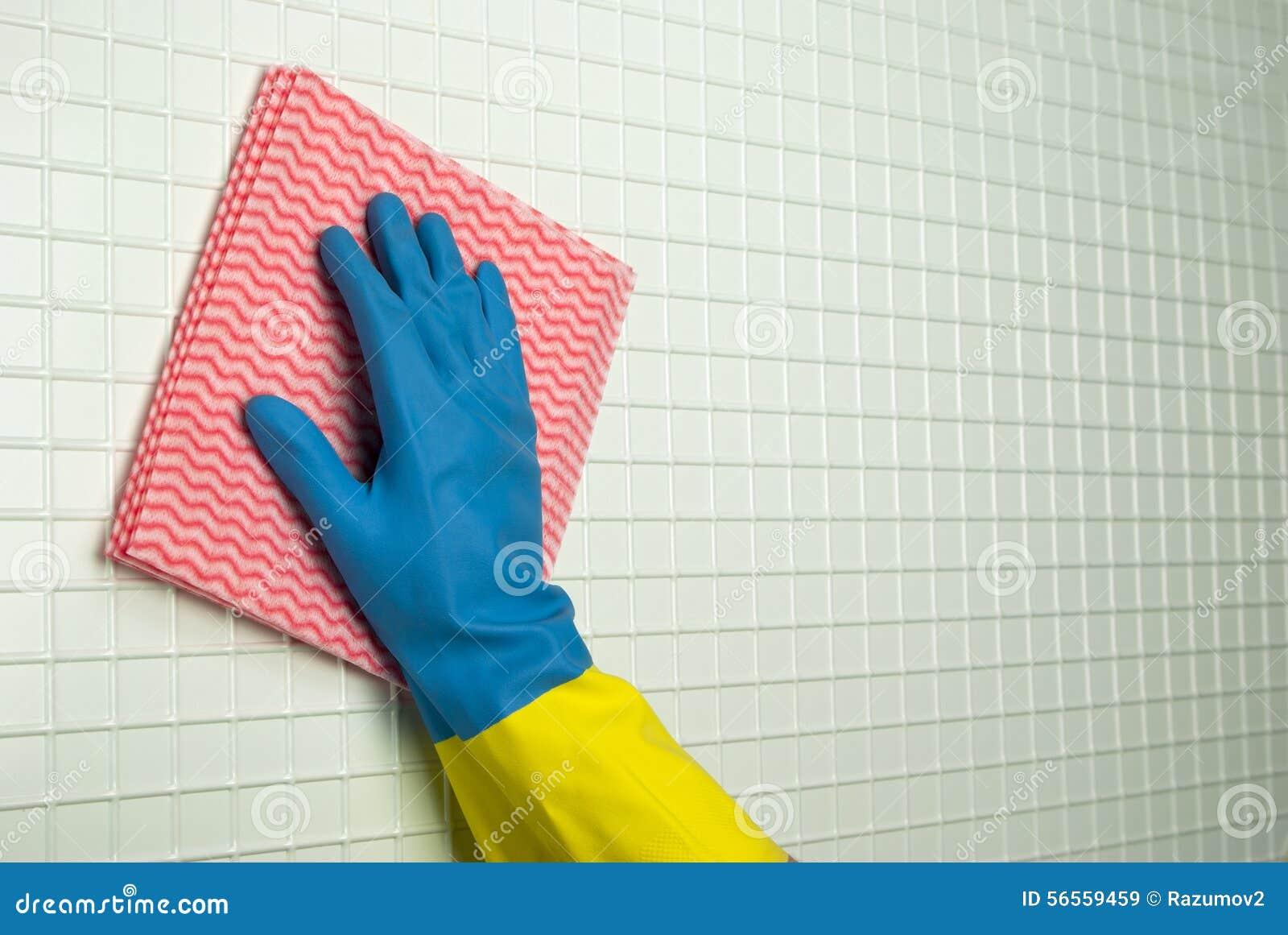Download Ρόδινο κουρέλι που καθαρίζει Στοκ Εικόνα - εικόνα από καθαρίστε, οικογένεια: 56559459