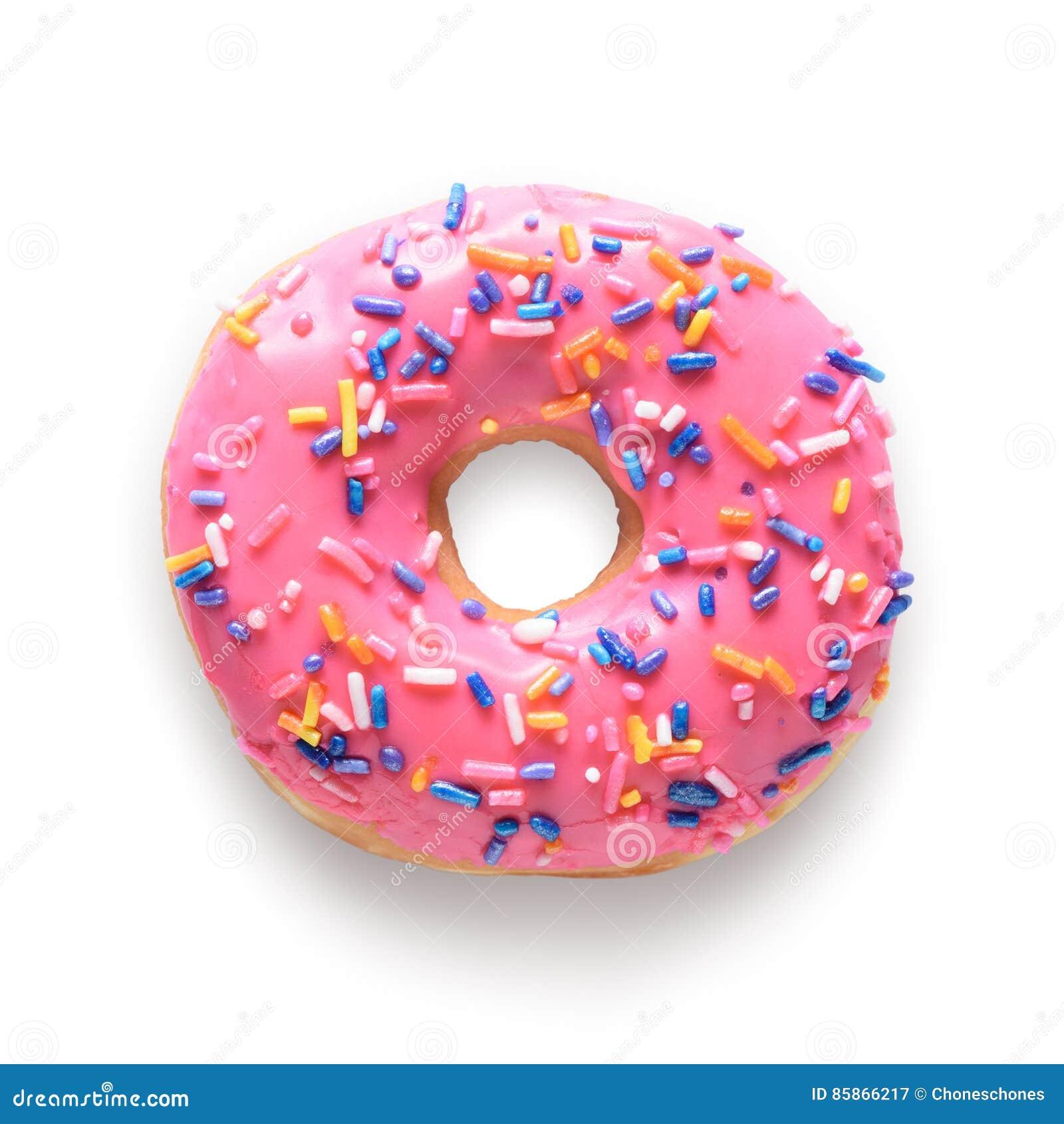 Ρόδινο doughnut