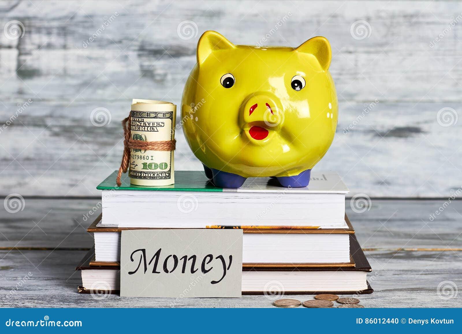 Ρόλος των δολαρίων και moneybox
