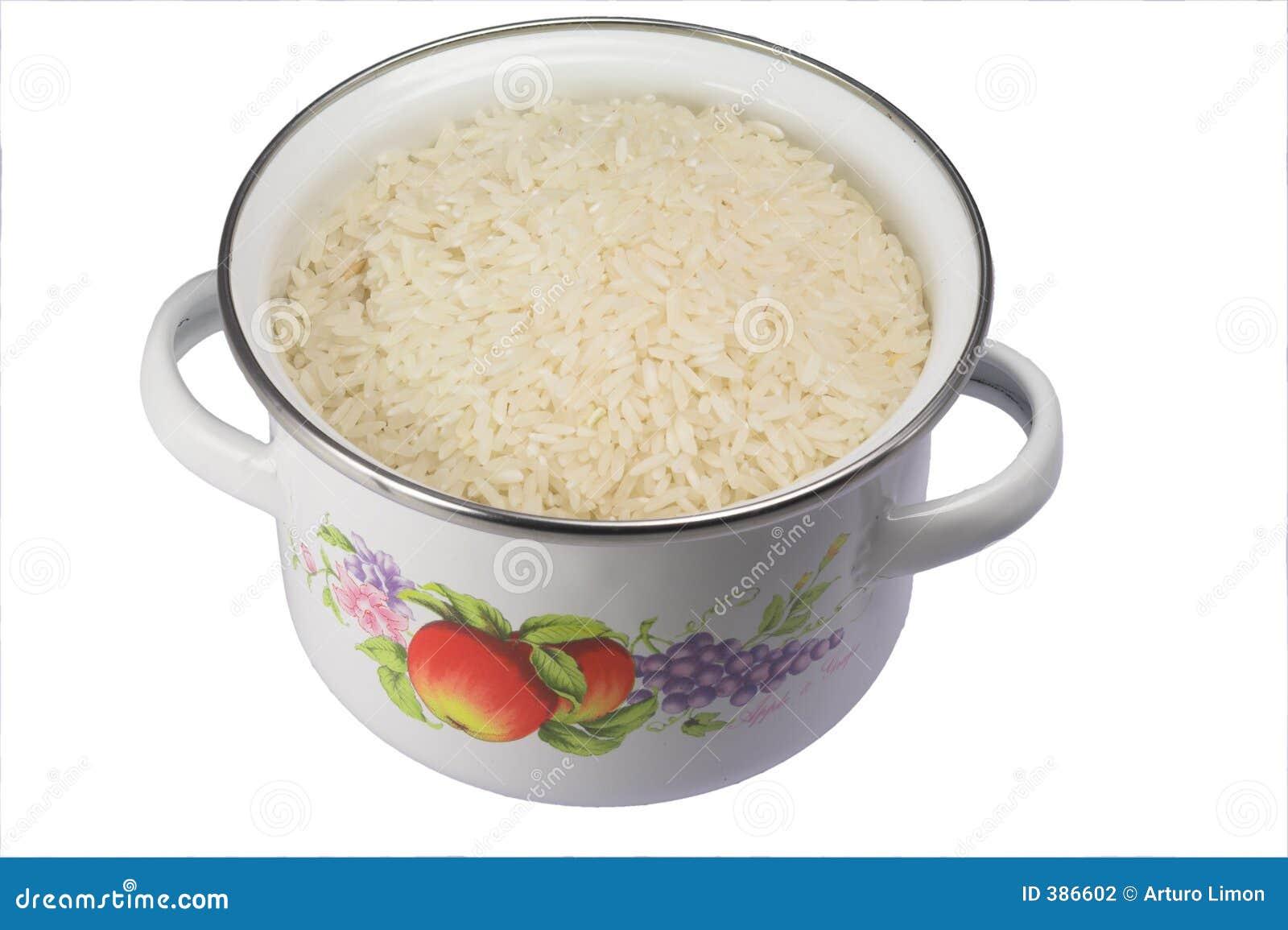 ρύζι δοχείων