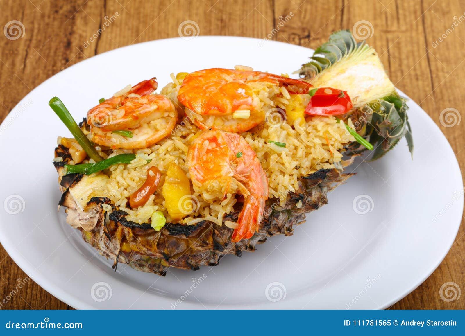 Ρύζι με τη γαρίδα