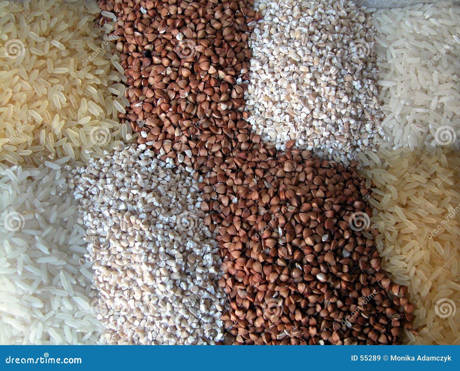 Download ρύζι στοκ εικόνα. εικόνα από δημητριακά, τρόφιμα, διαβίωση - 55289