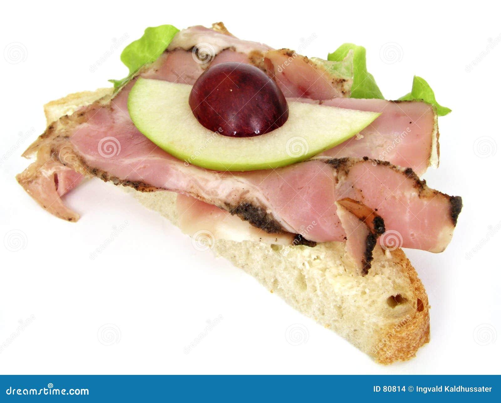 σάντουιτς ζαμπόν καρπού
