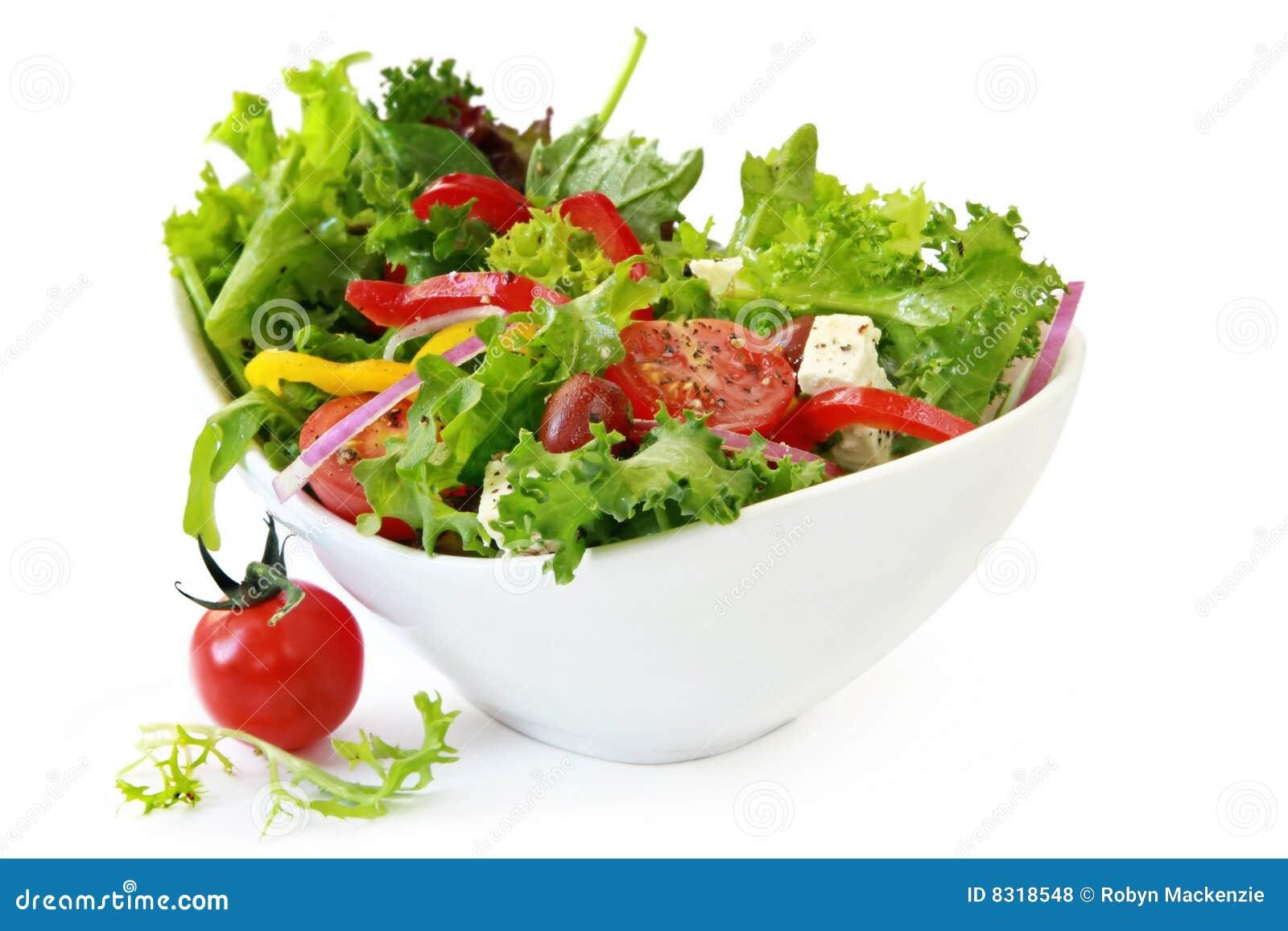 σαλάτα κήπων
