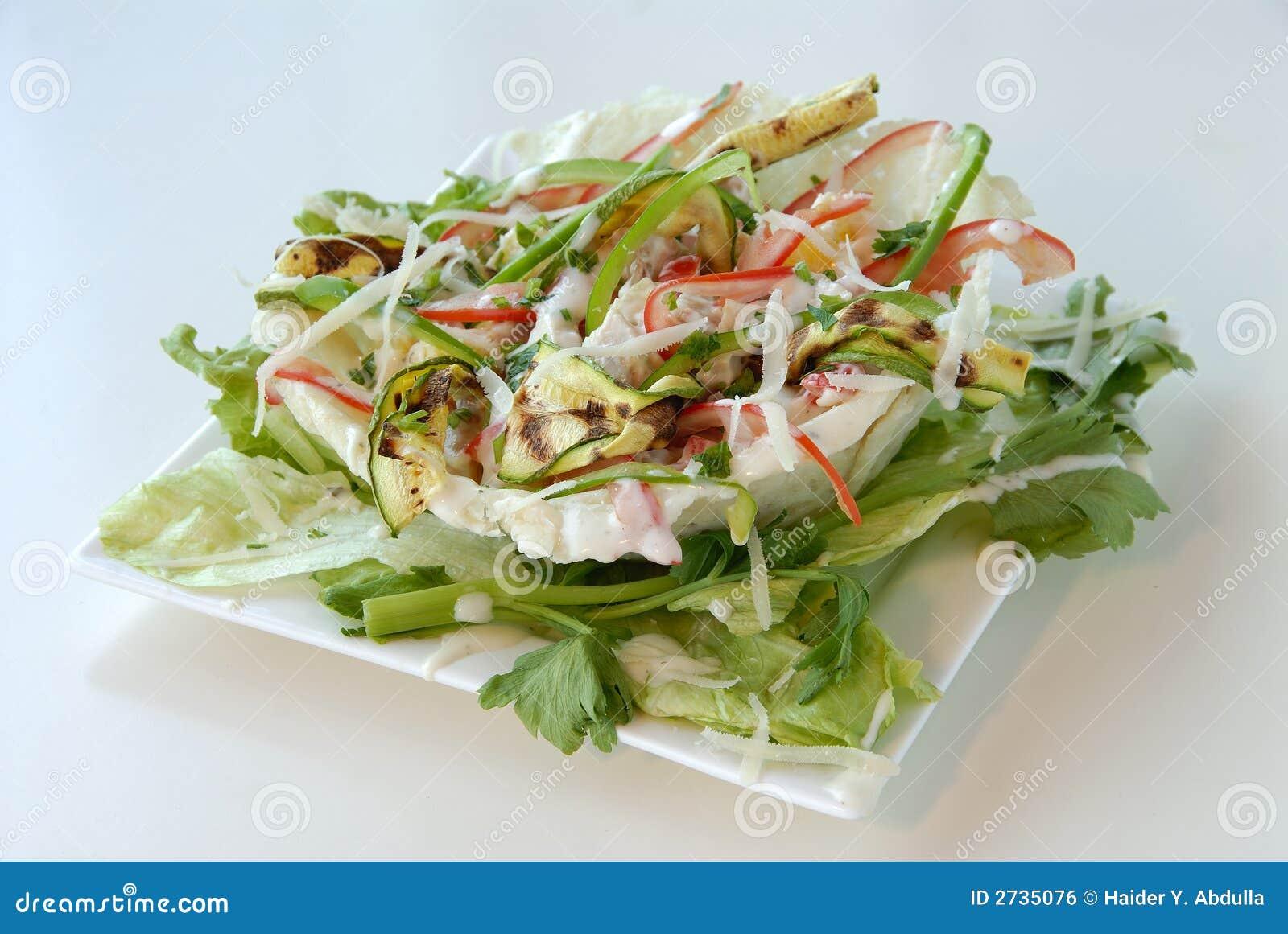 σαλάτα καλαθιών