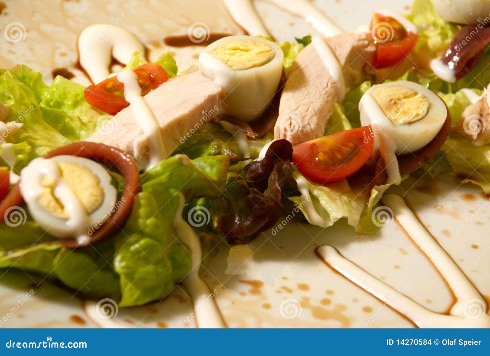 σαλάτα κοτόπουλου θερ&m