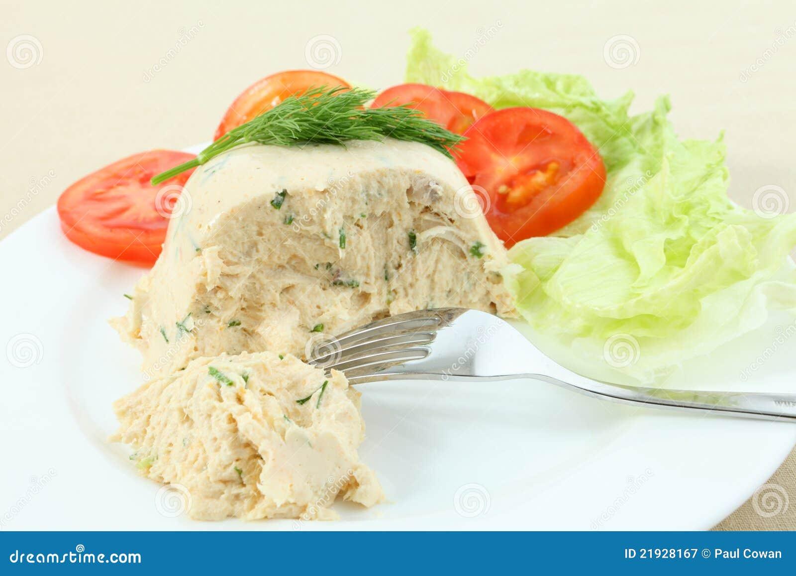 σαλάτα πατέ κρέατος κοτόπ&omicro