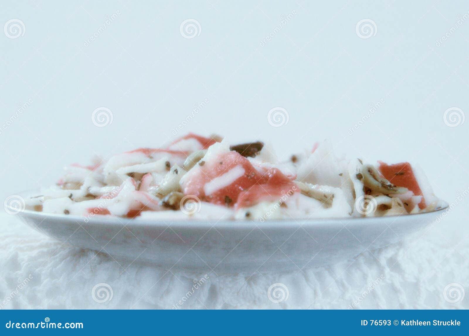 σαλάτα πιάτων