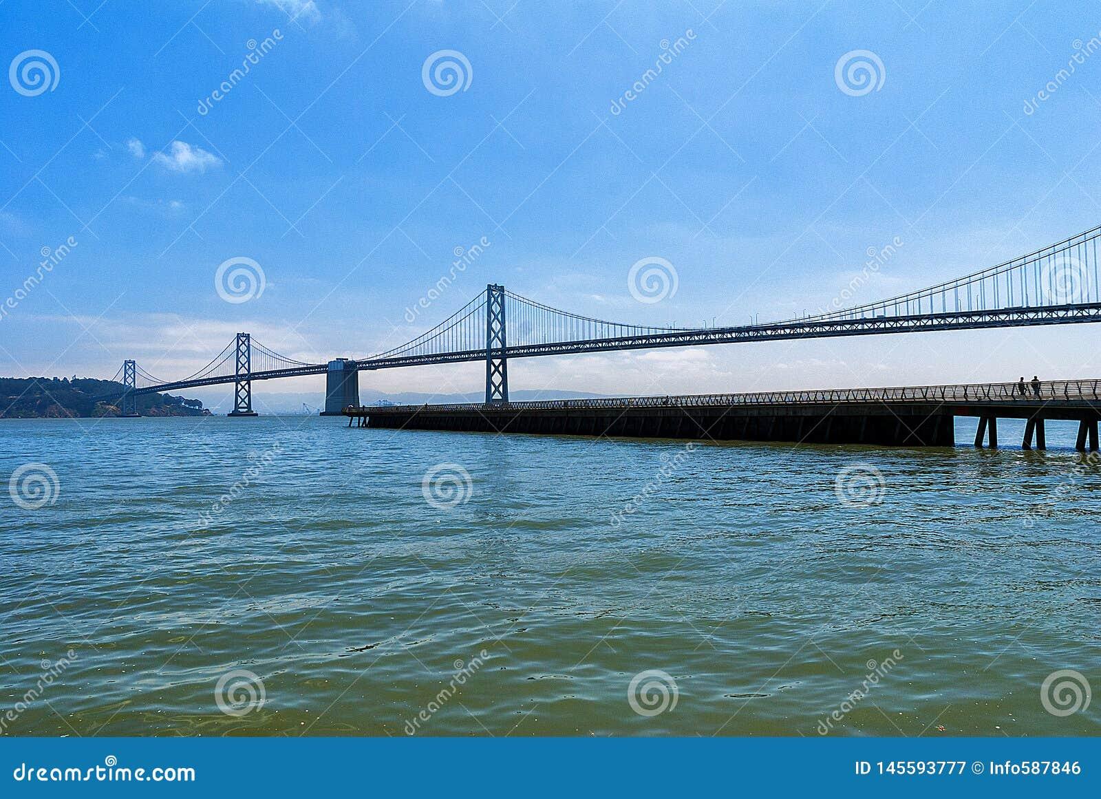 Σαν Φρανσίσκο στη γέφυρα του Όουκλαντ