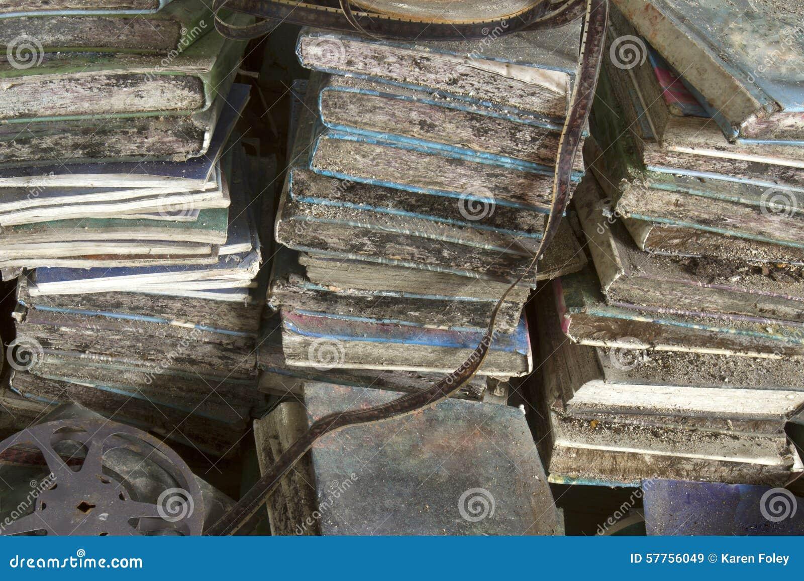 Σαπίζοντας σχολικά βιβλία