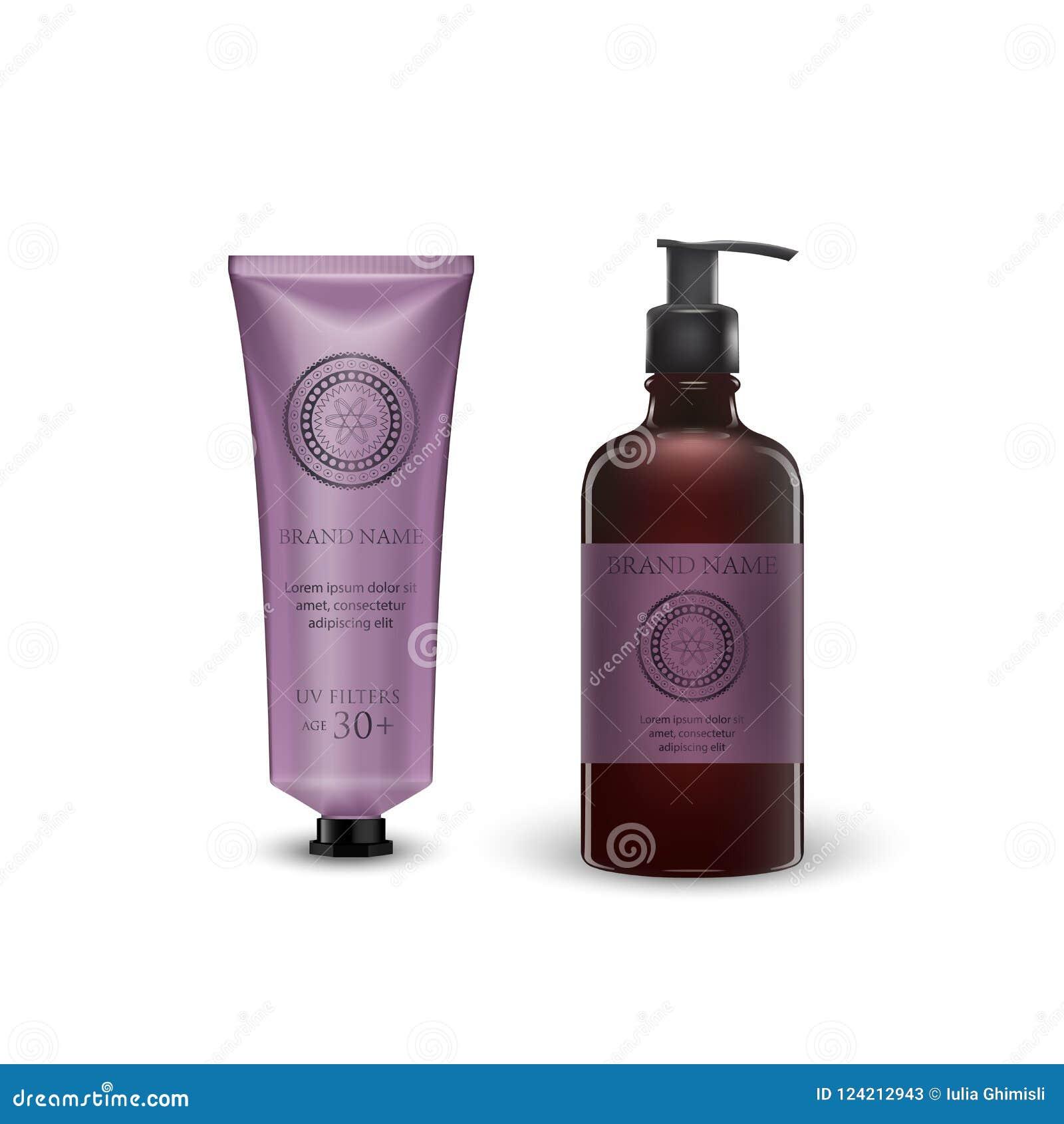 Σαπούνι, λοσιόν, εμπορευματοκιβώτιο καλλυντικών SPA Σωλήνας μπουκαλιών για το υγρό εκτάριο