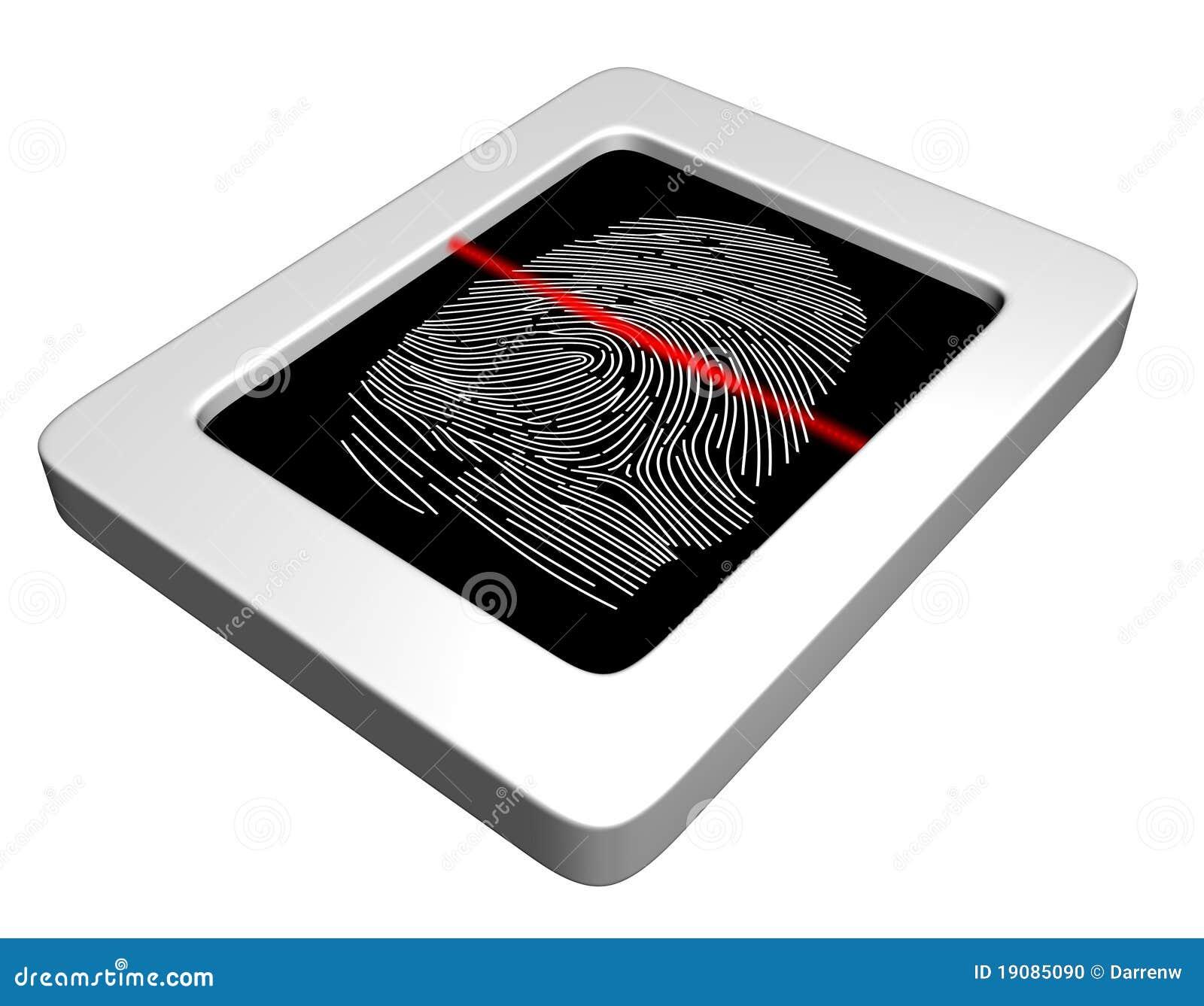 σαρωτής δακτυλικών αποτ&u