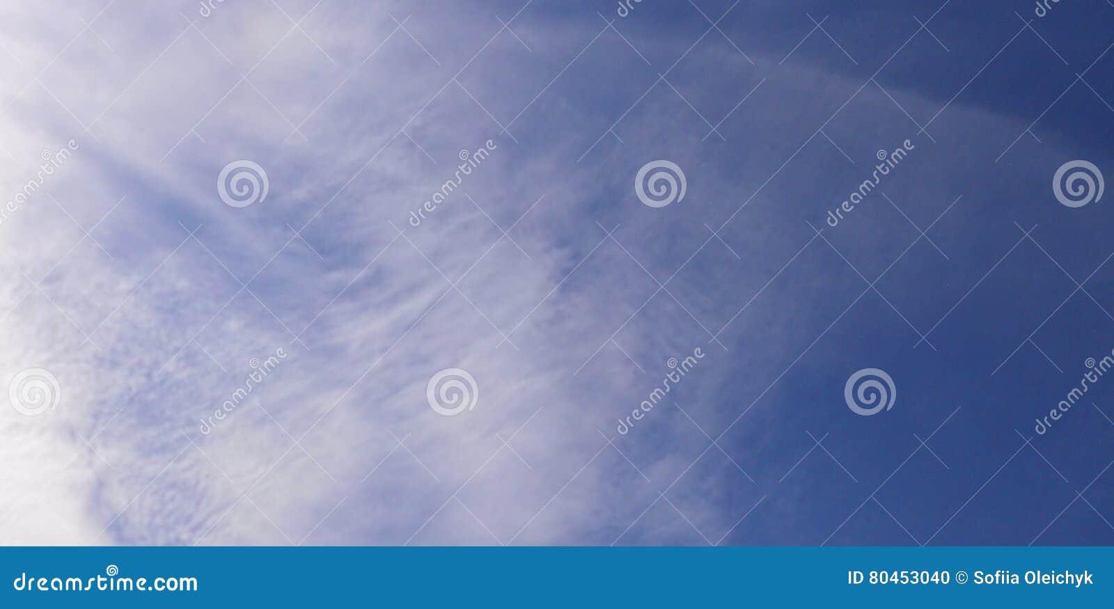 Σαφής μπλε ουρανός