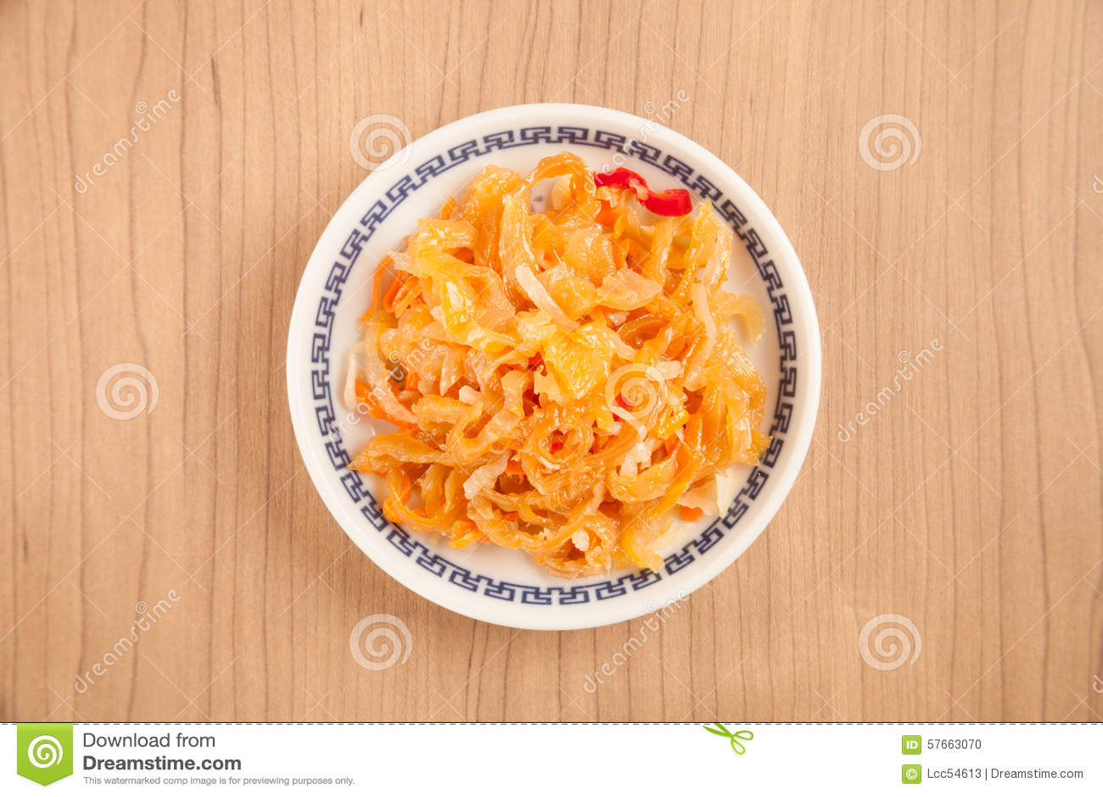 Σαλάτα μεδουσών