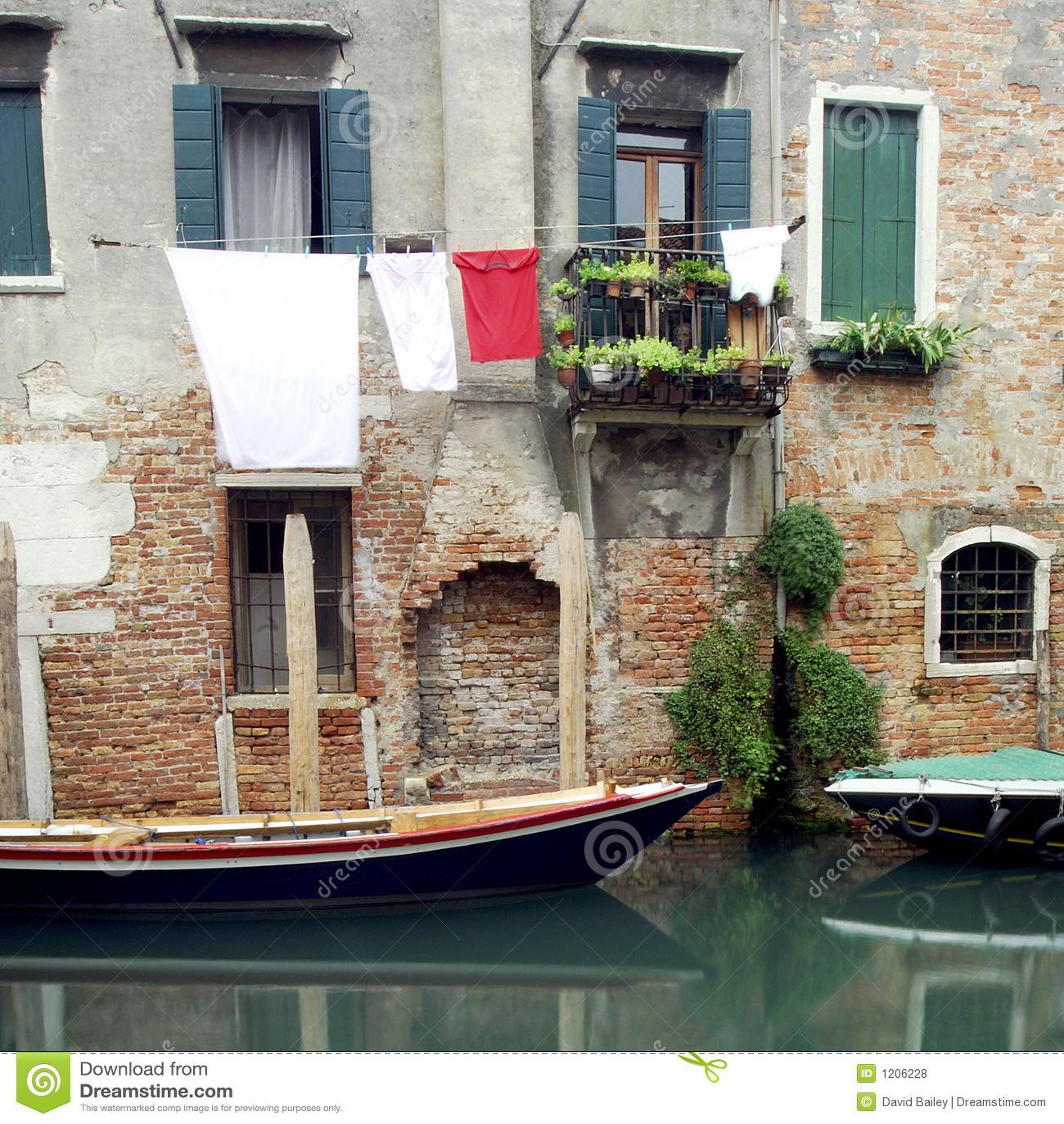 σειρά Βενετία καναλιών