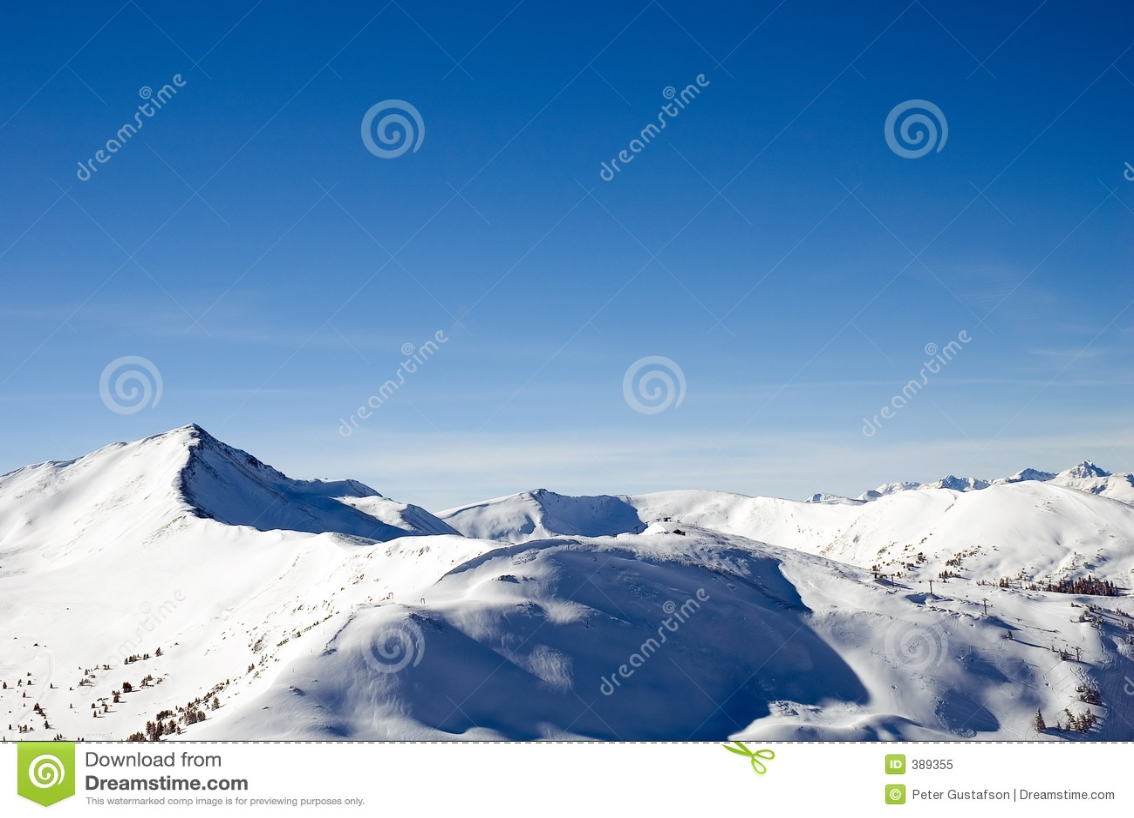 σειρά 3 βουνών