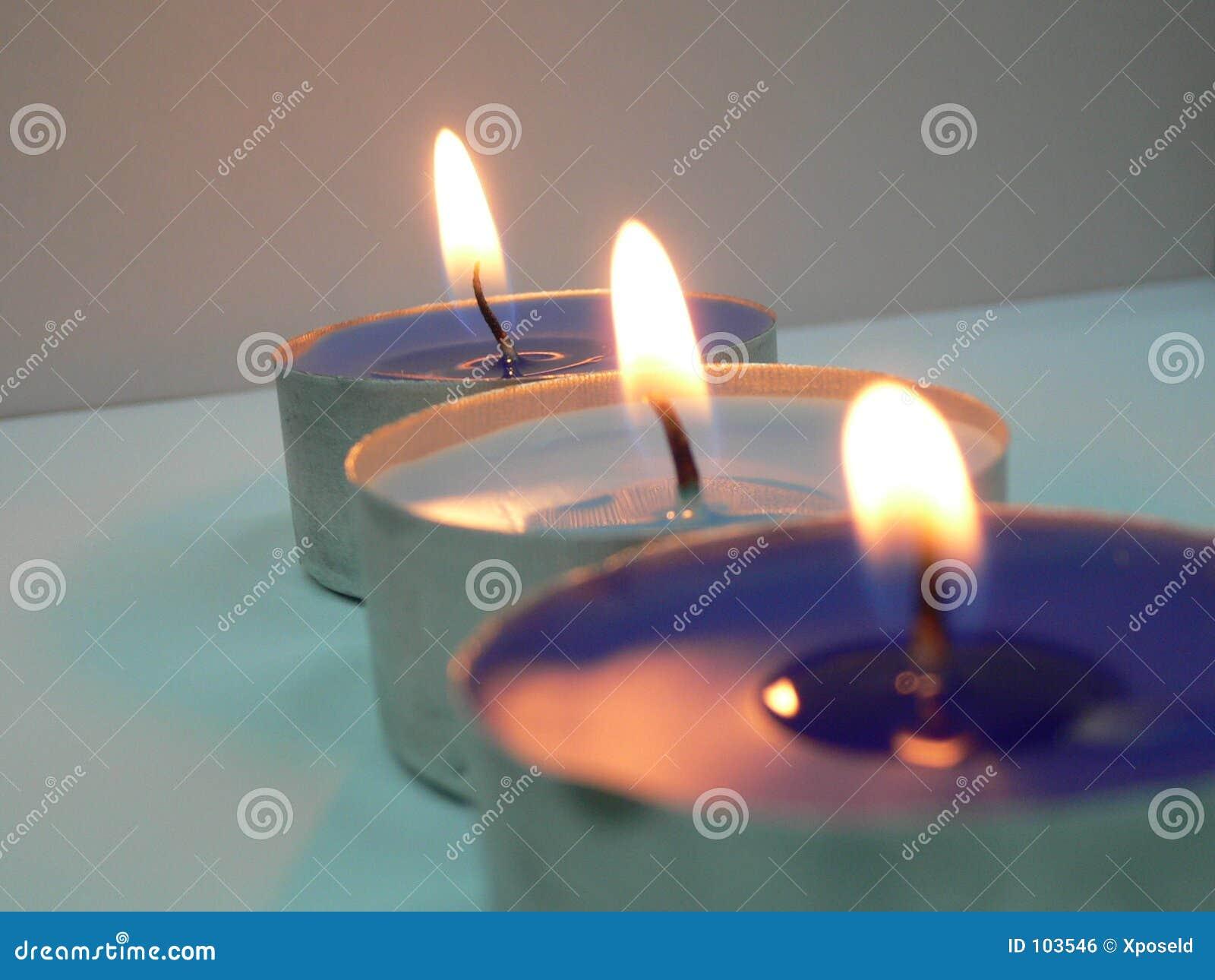 σειρά 3 κεριών