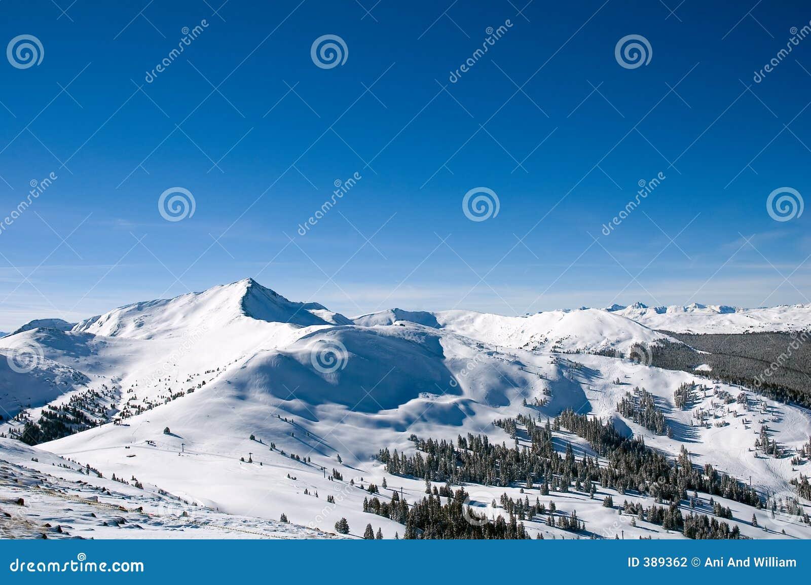 σειρά 5 βουνών