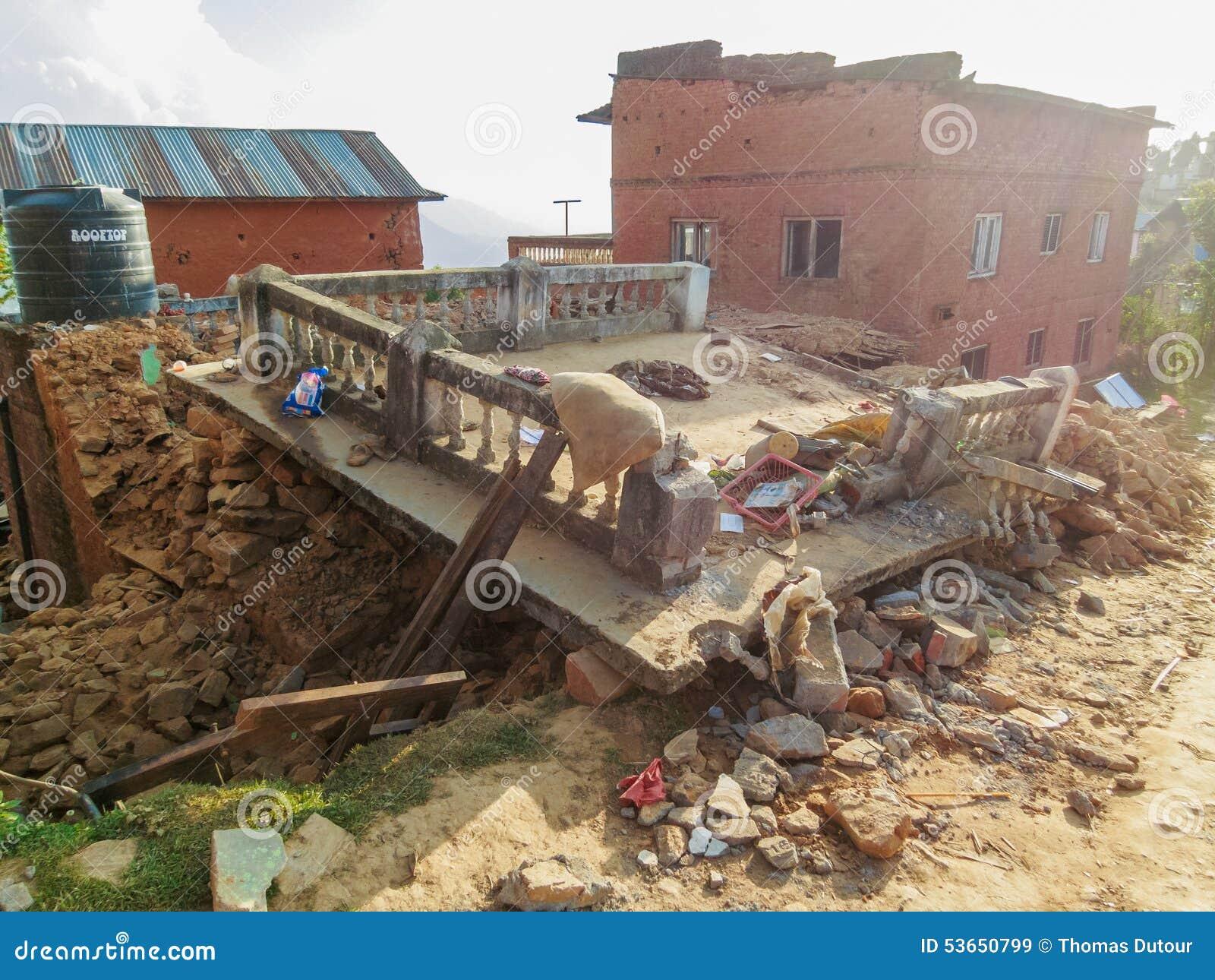 Σεισμός του Νεπάλ