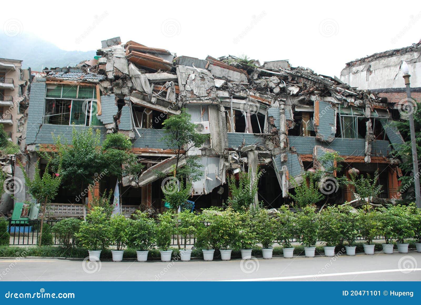 σεισμός 512 2008 wenchuan