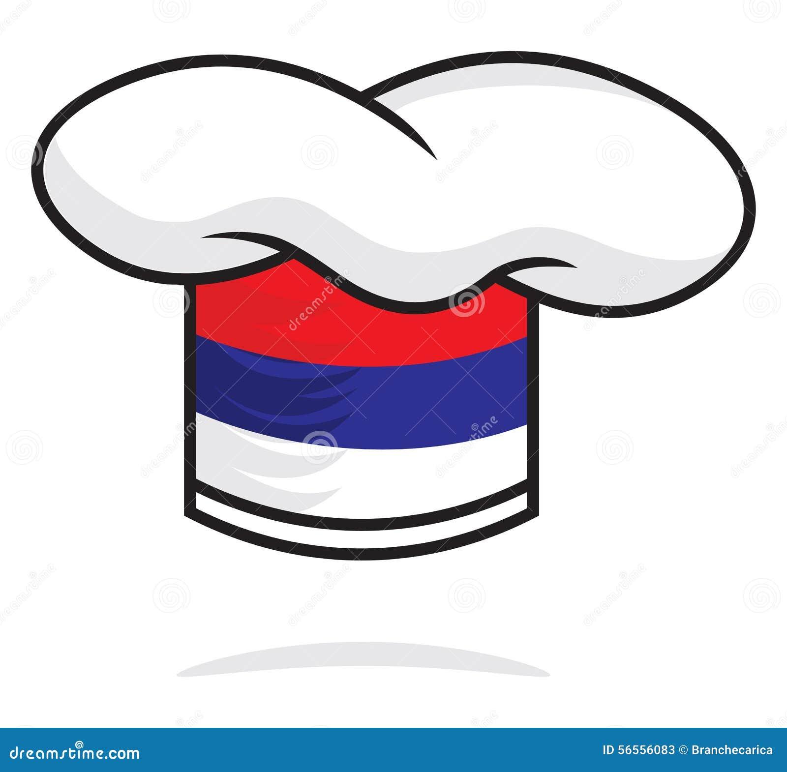 Download Σερβικό καπέλο αρχιμαγείρων Διανυσματική απεικόνιση - εικονογραφία από πιάτο, συστατικά: 56556083