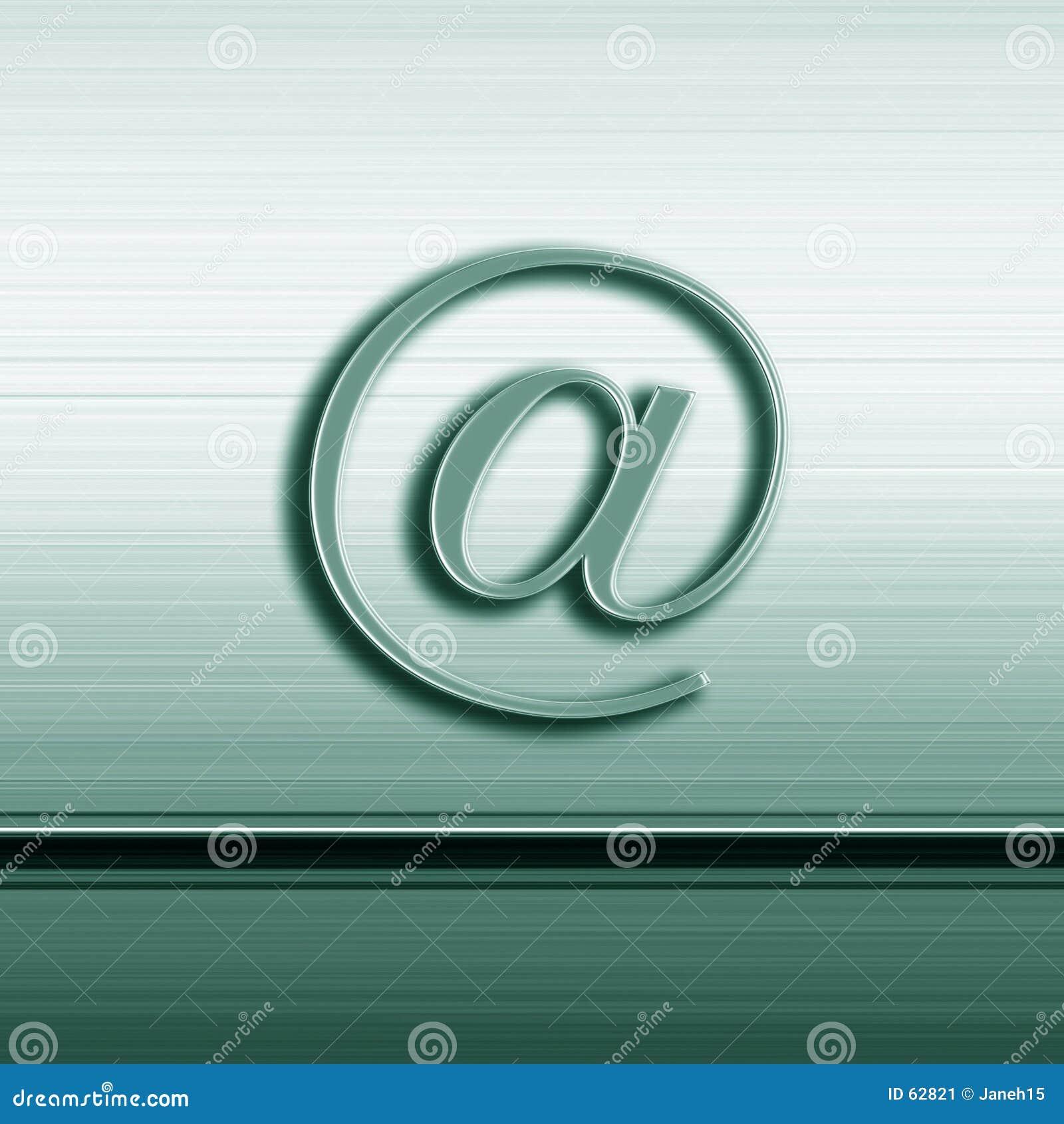 σημάδι ηλεκτρονικού ταχυδρομείου