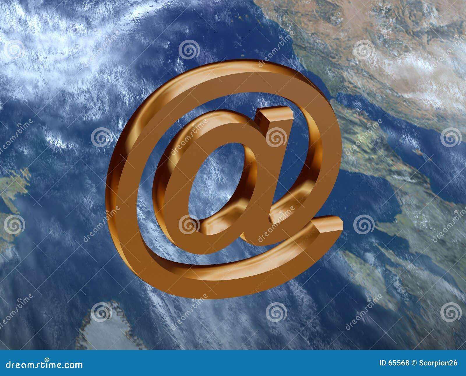 σημάδι ταχυδρομείου